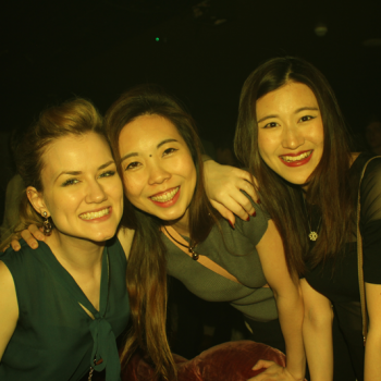 DJ in Londons Club