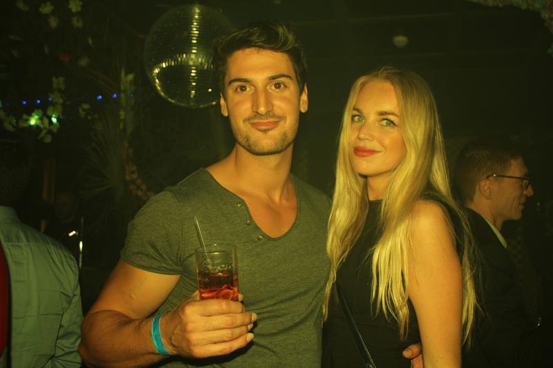 DJ Party in London